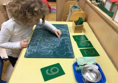 Montessori Sprachmaterial