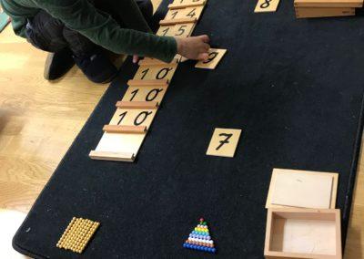 Montessori Mathematikmaterial