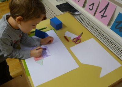 Montessori Sinnesmaterial